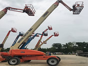 135ft Straight Boom Lift