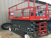 40ft Scissor Lift