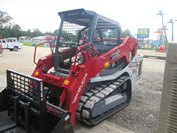 TL10 Open Cab Skid Steer