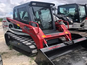 TL8 Closed Cab Skid Steer