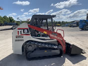 TL8 Open Cab Skid Steer